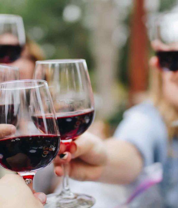 5 beneficios del vino